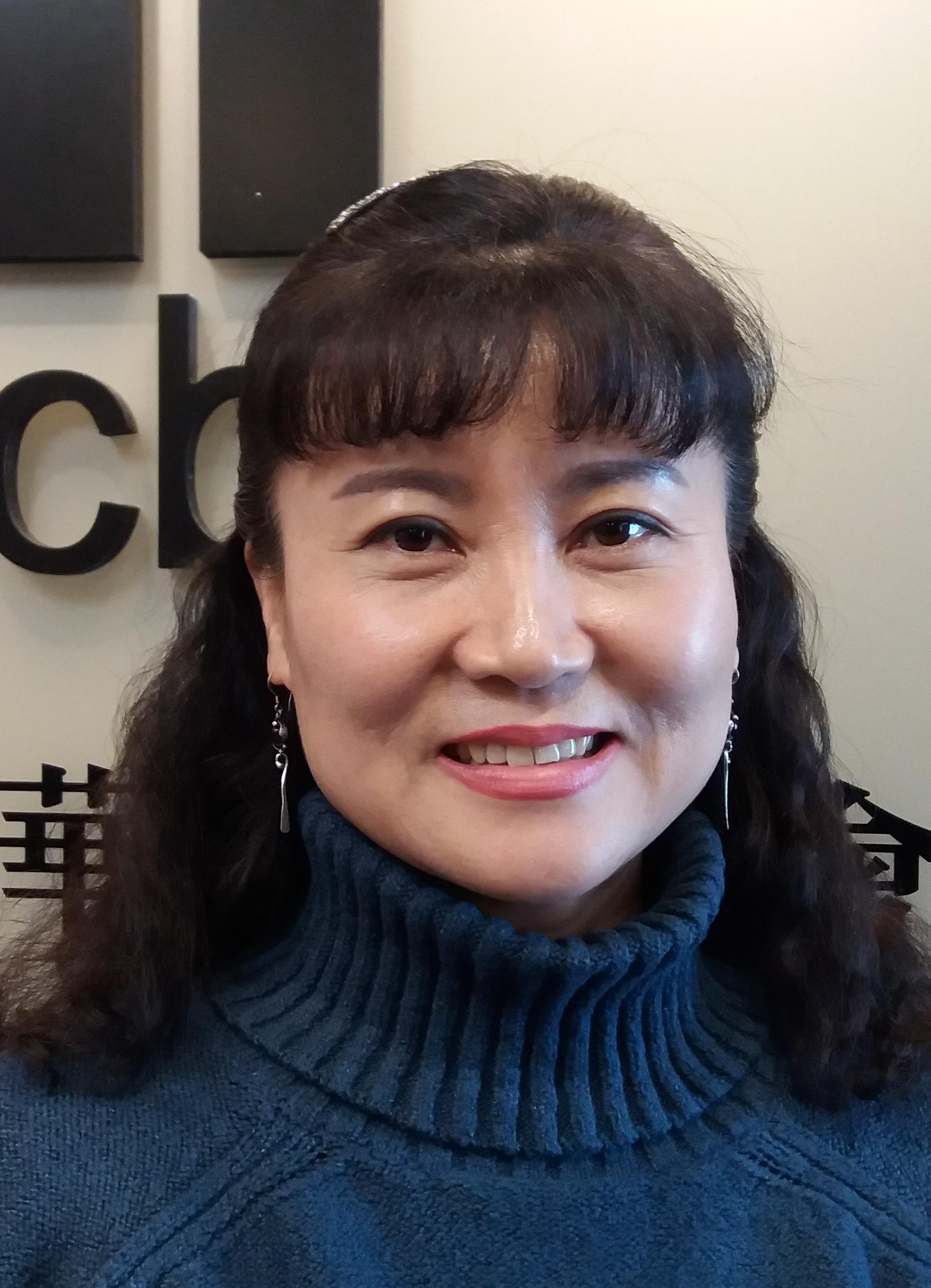 Pastor Frances Kim
